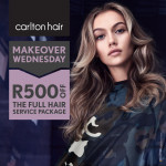Carlton Hair promotion