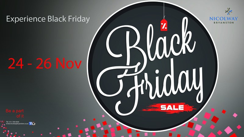 Experirence Black Friday