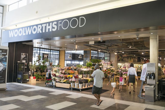 Woolworths Café