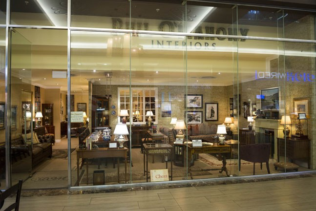 Phil 'O Mahony Interiors