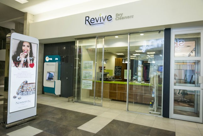 Revive Dry Cleaners