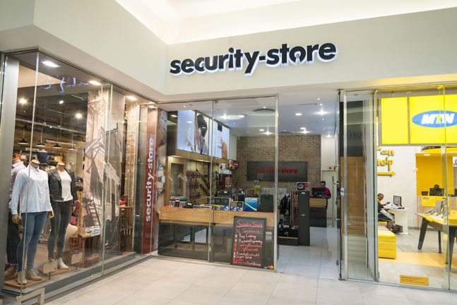 The Security Store