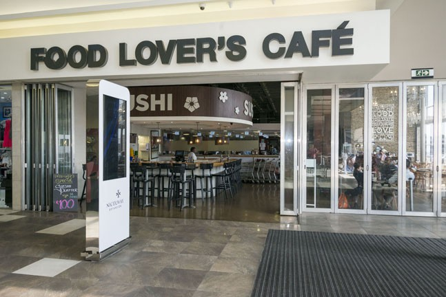 Food Lovers Café