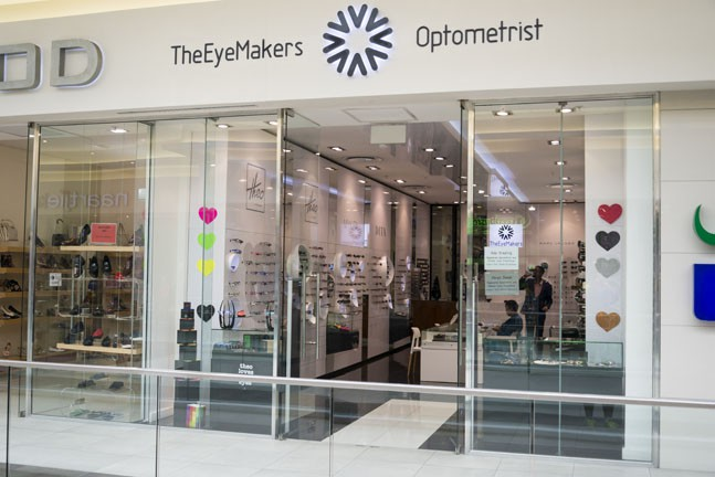 The Eye Makers Optometrist and Eyewear Boutique