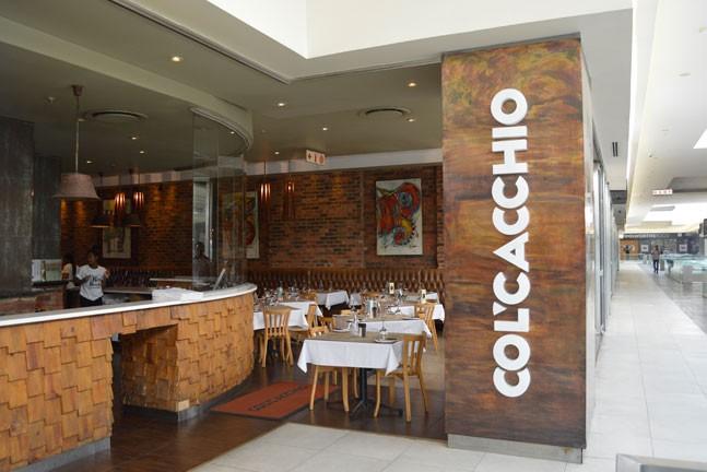 Col'Cacchio Pizzeria
