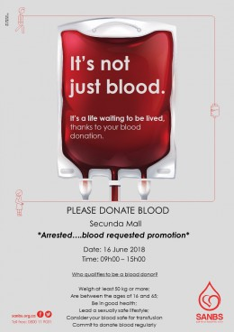 It's not just Blood