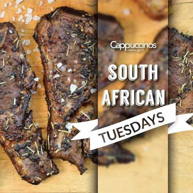 South African Tuesday's