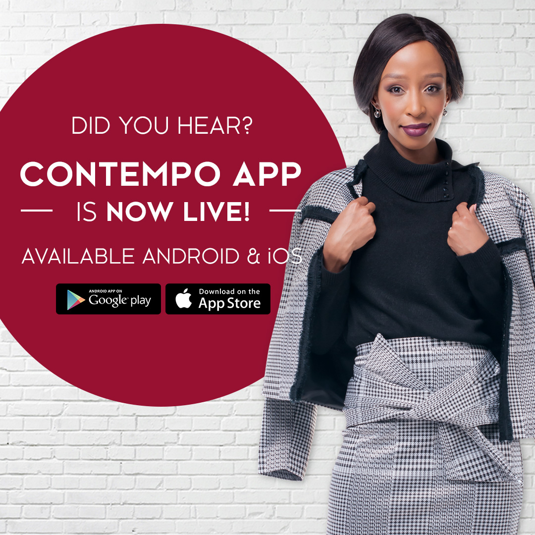 The Contempo app has launched!