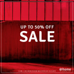 @Home Living Space promotion