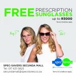 Spec Savers promotion