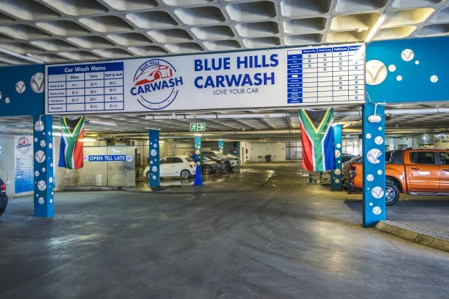 Blue Hills Car Wash