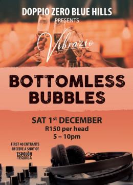 Bottomless Bubbles