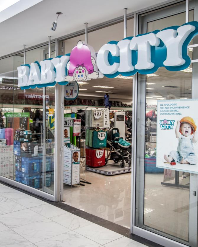 Baby City Benmore Gardens Shopping Centre Benmore Centre