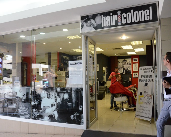 Hair Colonel