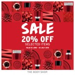 SALE! 20% Off Selected Items