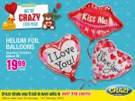 Crazy Store promotion