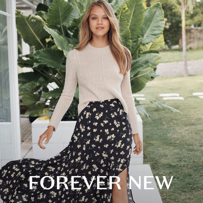 <div>Introducing, the all-new Nouveau Bohemia collection from Forever New.</div> <div>Update your look with the latest botanical prints, designed to see you from winter weddings to Sunday brunch and every occasion in-between.</div>