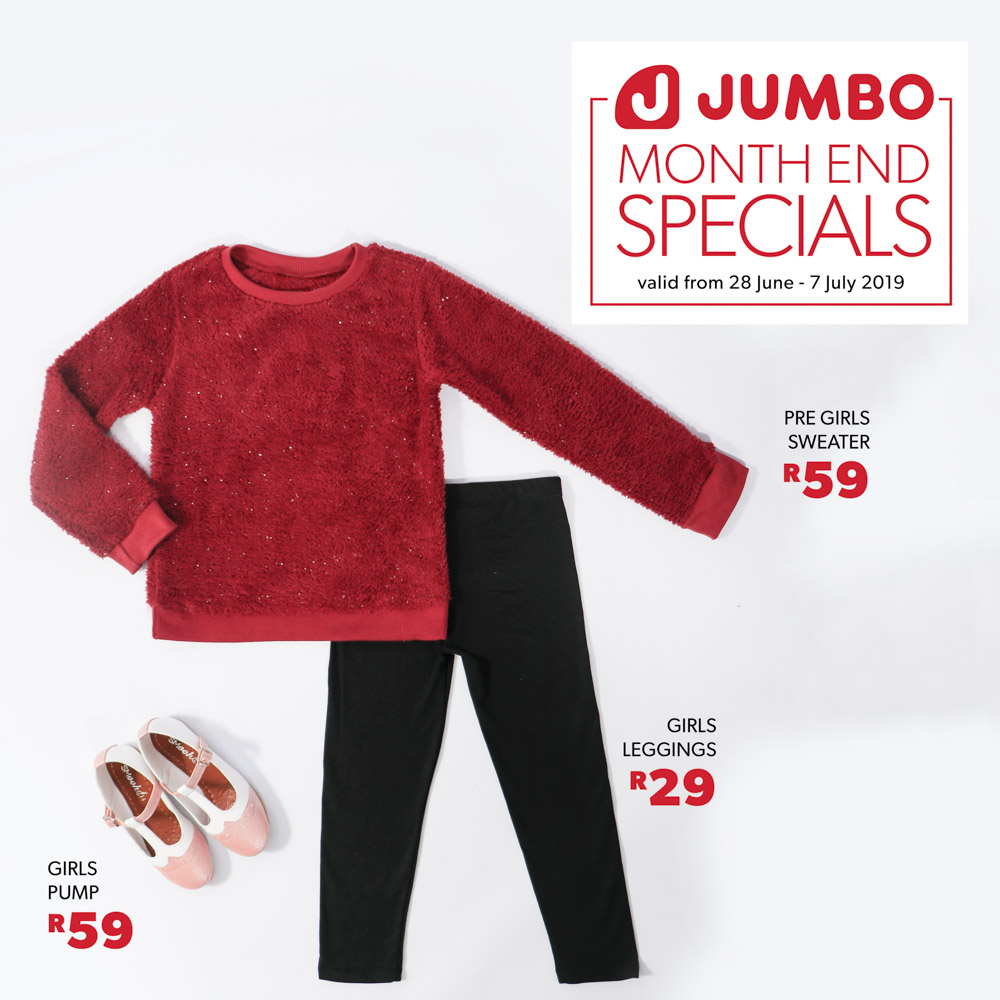 """Also available on: <a href=""""https://www.facebook.com/jumboclothing/"""" target=""""_blank"""">https://www.facebook.com/jumboclothing/</a>"""