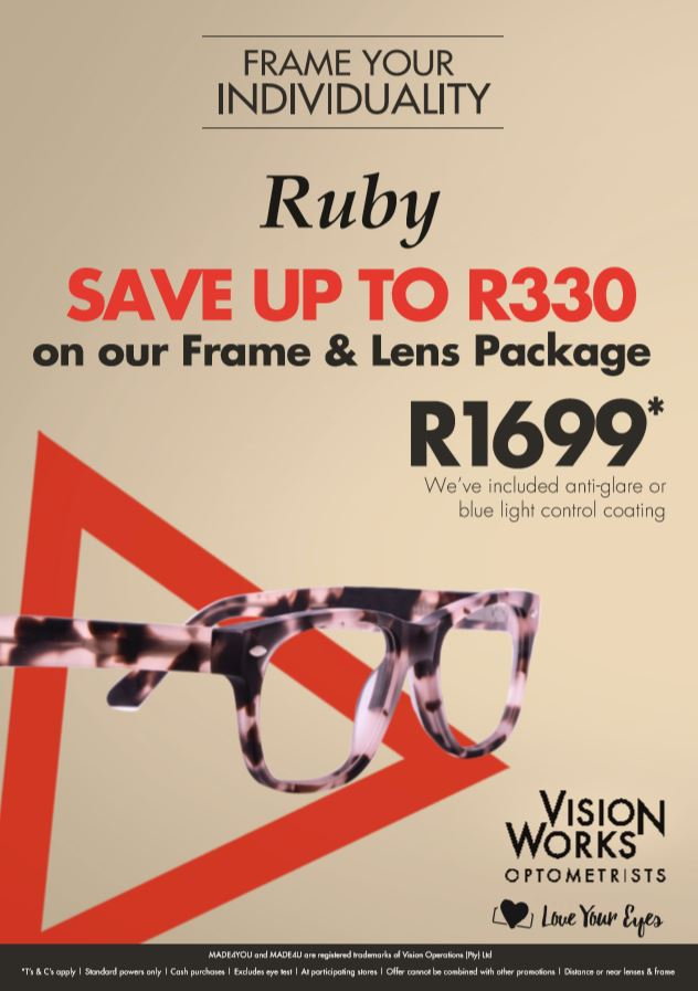 Save up to R330,00