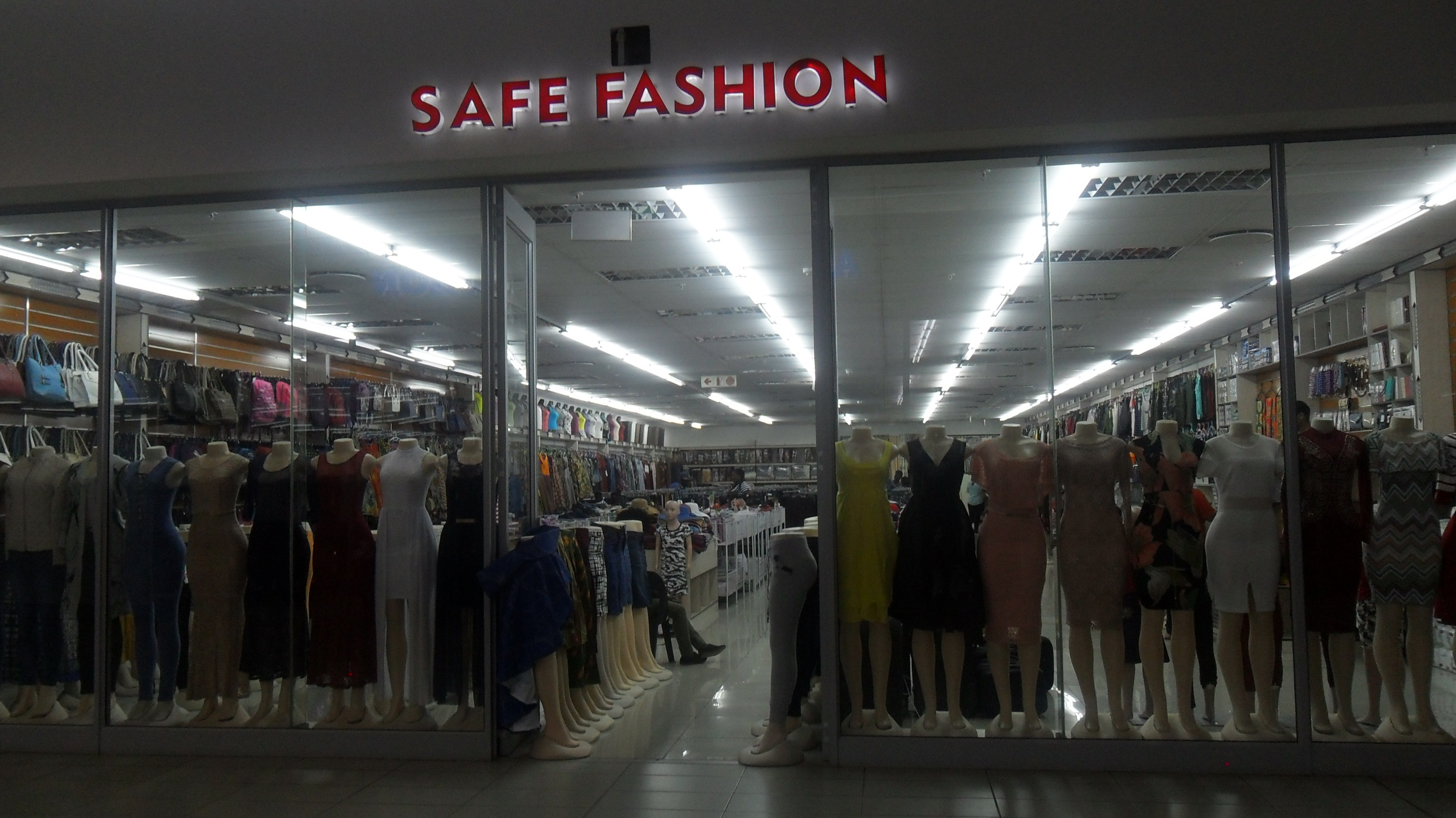 Safe Fashion