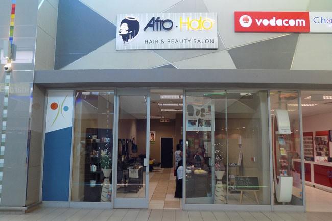 Afro Halo