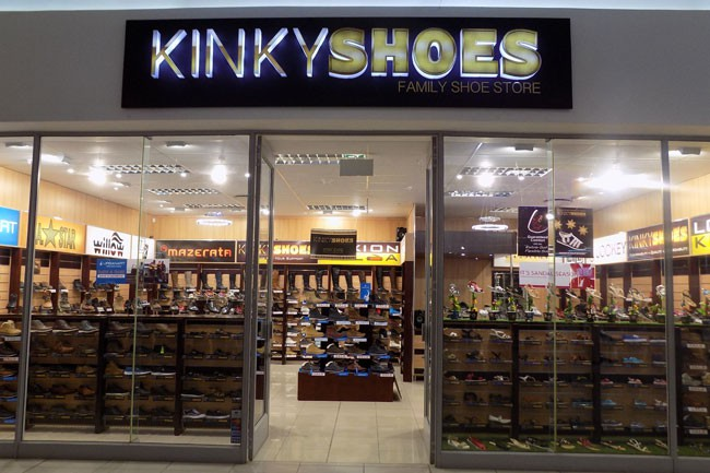 Kinky Shoes