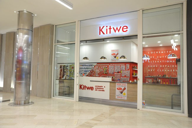 Kitwe Drycleaners & Locksmiths