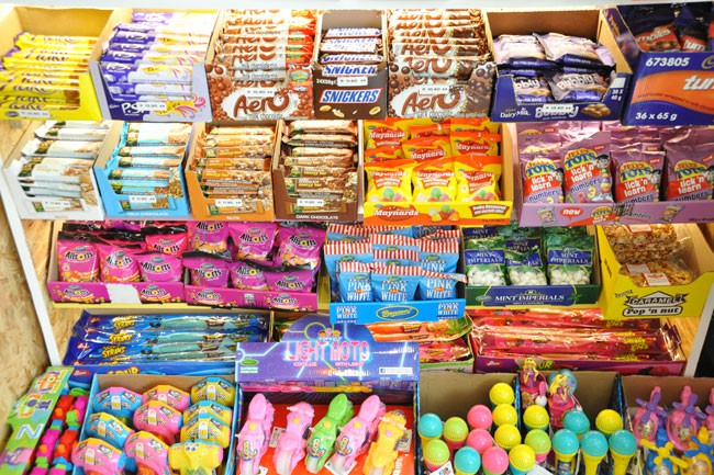 Sweets from Heaven