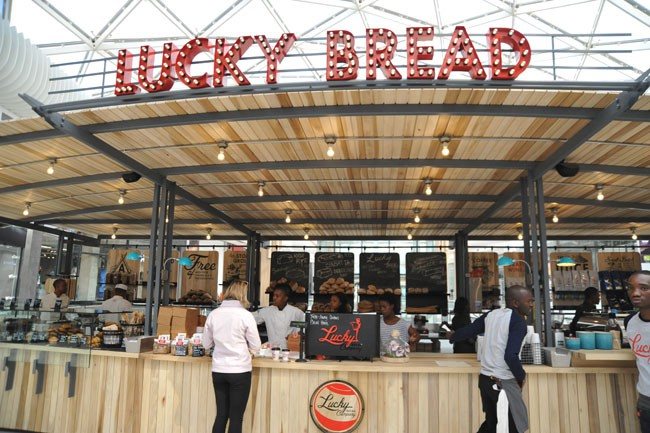 Lucky Bread Company