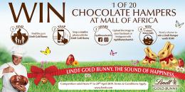 Join in the #LindtGoldBunny Hunt!