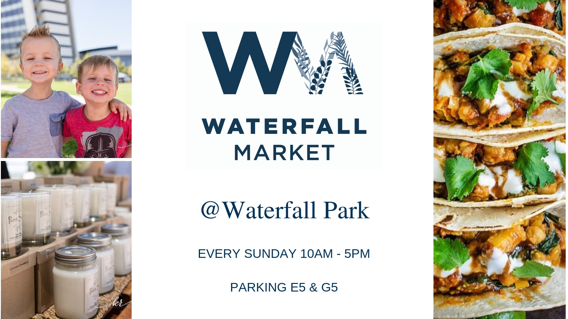Waterfall Market