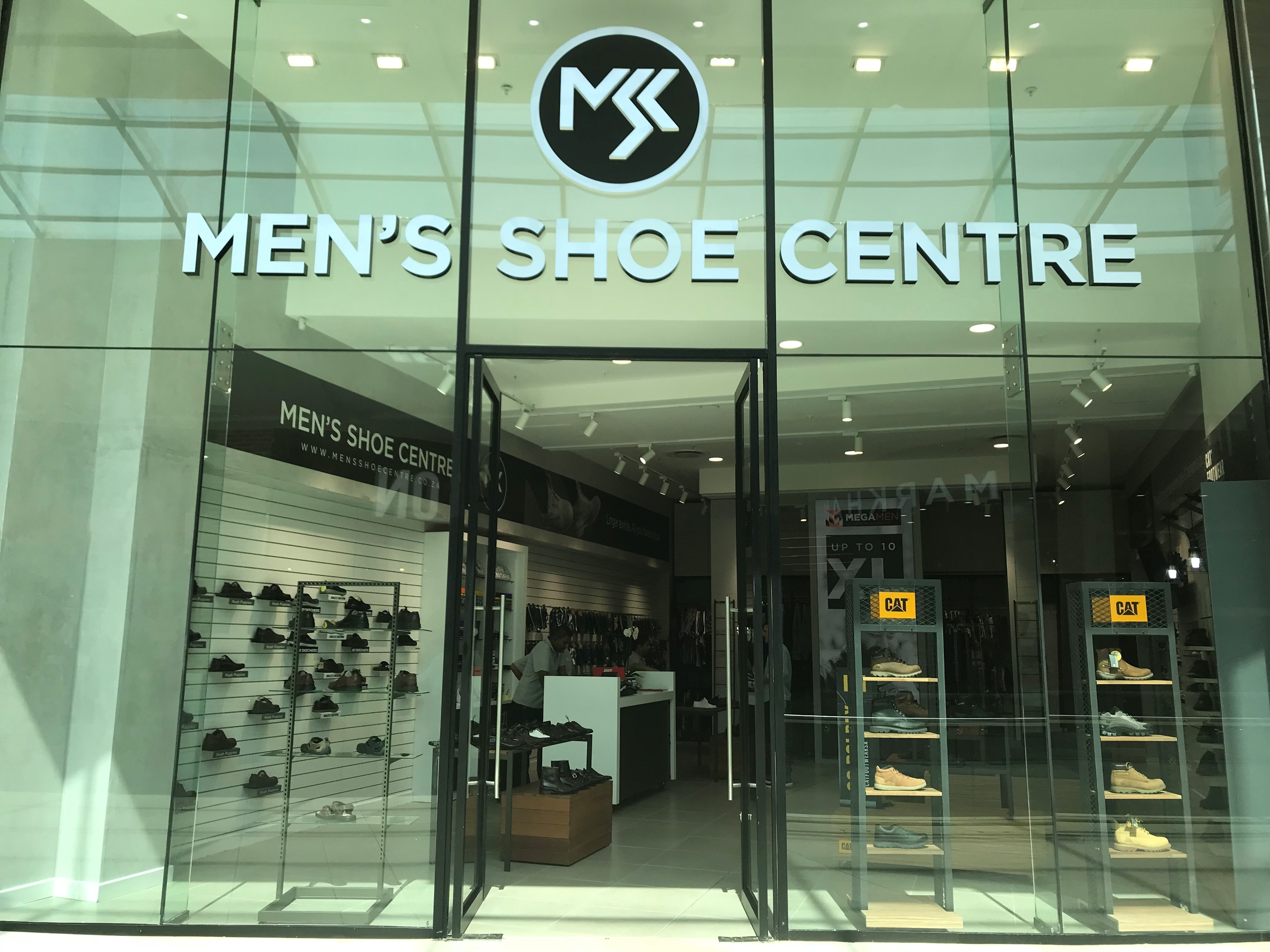 Men's Shoe Centre