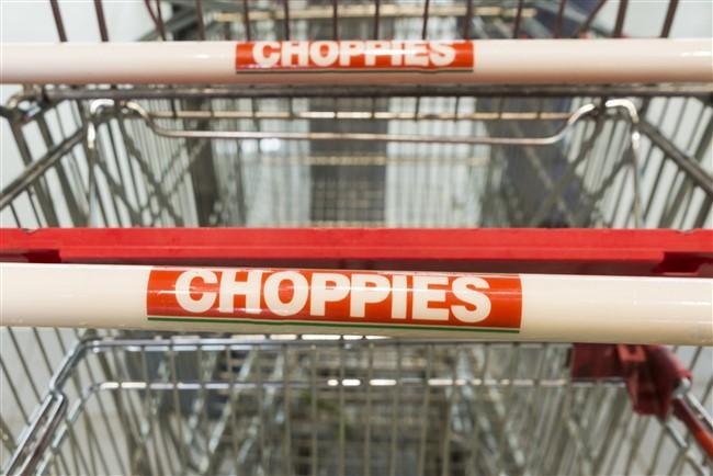 Choppies