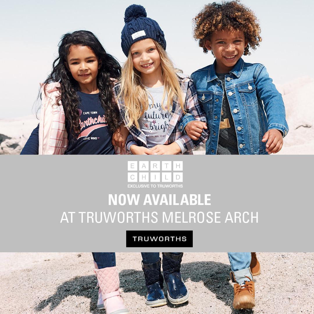 Truworths welcomes Earthchild