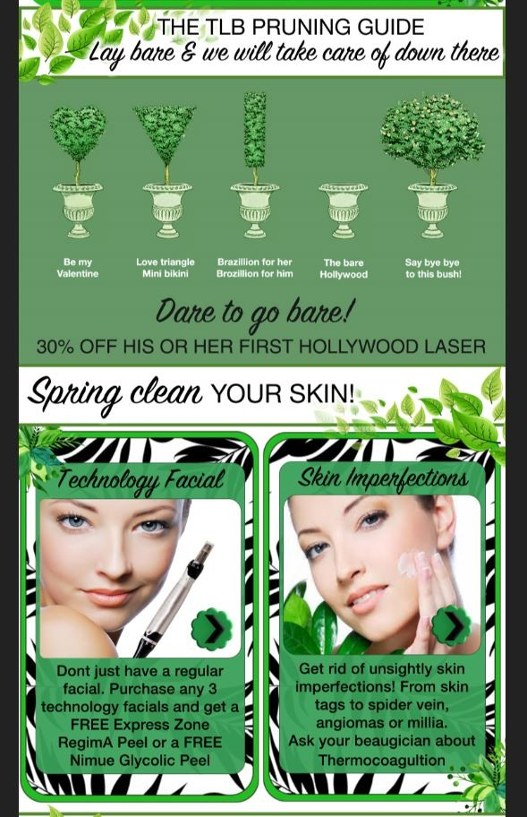 Spring clean your skin!