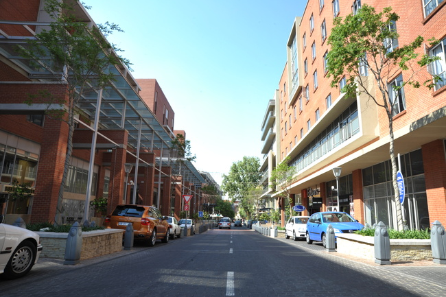 Melrose Arch