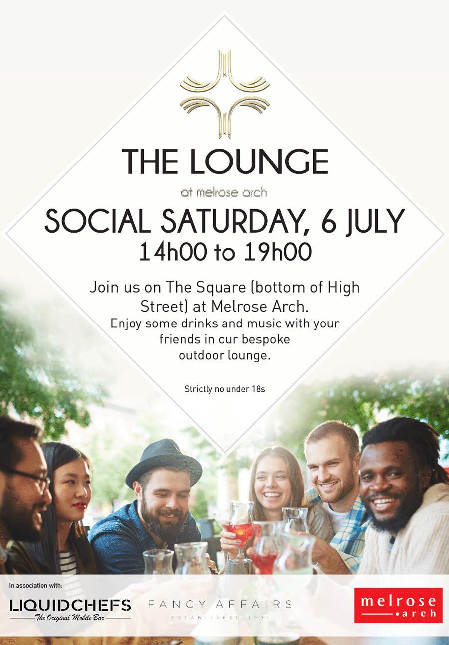 Social Saturday at The Lounge
