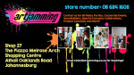 Artjamming promotion