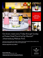 Protea Hotel Fire & Ice! Melrose Arch promotion