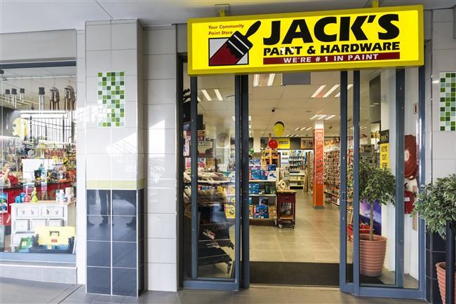 Jack's Paint & Hardware
