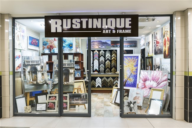 Rustinique Art & Frame