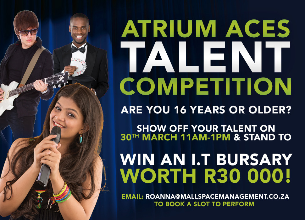 Atrium Aces Talent Show