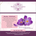 The Beauty Hemisphere promotion