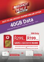 Vodashop promotion