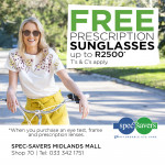 Spec - Savers promotion