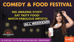 Comedy & Food Festival