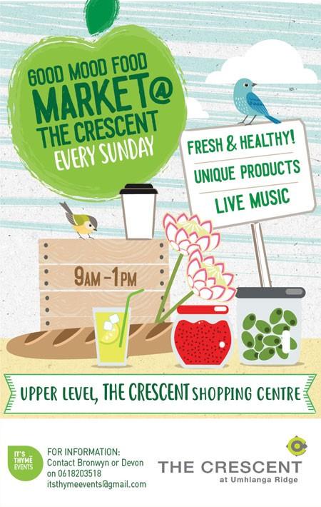 Good Mood Food Market @ The Crescent