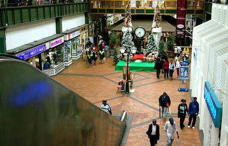 The Workshop Shopping Centre