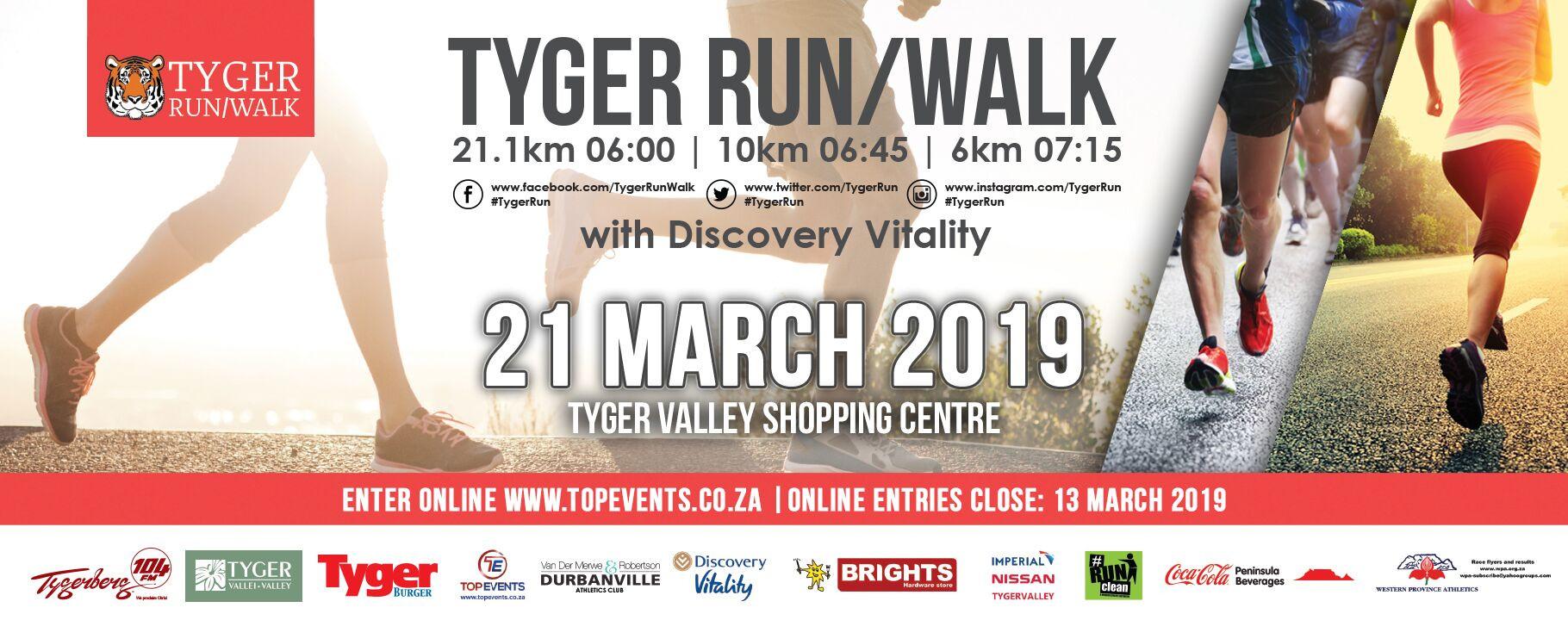 Tyger Run / Walk