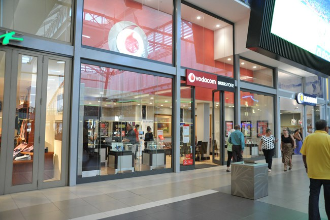 Vodacom Data Store - Please note the store is currently undergoing a revamp for the next month.